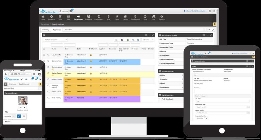Cloud Human Resource Software | Human Capital Management